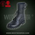 ranger francés botas con doble hebilla botas militares