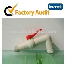 """""""XE"""" pp-r plastic long water faucet for hot water equipments"""