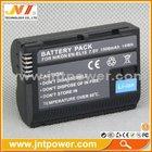 Top Camera Battery EN-EL15 For 1 V1 1V1 D800 D800E D7000 D600 SLR