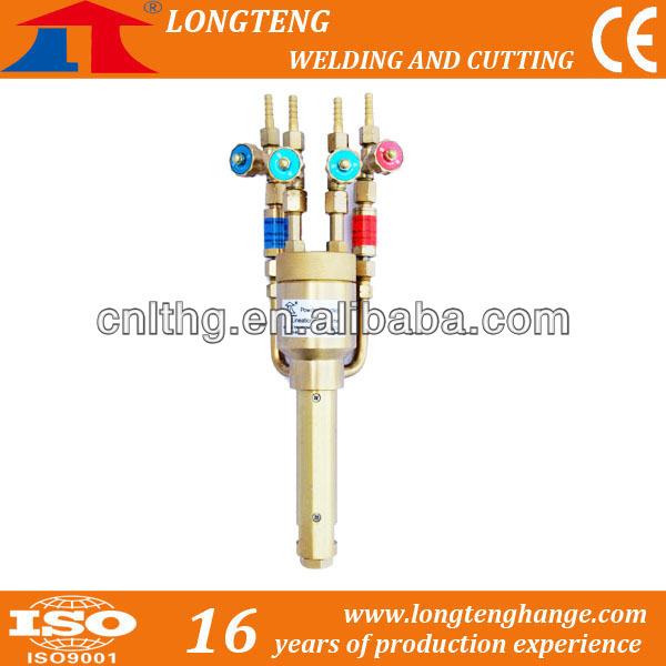 Gas Cutting Torch of 30mm Zinc Powder spraying and Marking Powder Torch for CNC Cutting Machine
