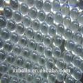 transparente de color de alta precisión 5mm bola de cristal para las válvulas