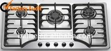 BH298-1C 5 Burners Kitchen Appliance Gas Stove