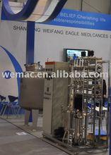 RO+EDI water treatment equipment