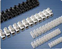 10amp Euro Type Ballast electrical connector strips