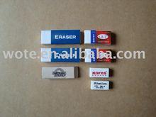 eraser rubber eraser