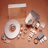 Neodymium magnets custom manufacture