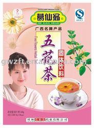 Five Flowers Herbal Tea