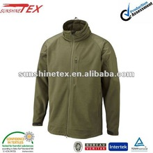 olive green soft shell motorcycle jacket men for winter wear