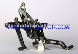 CNC Aluminum Motorcycle rear set FIT for Yamaha YZF R6