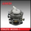 MS070 Partes Por Separado de Motocierra Tipos de Carburador Para 070