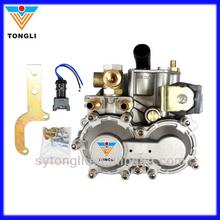 12V aluminium die CNG/LPG Reducer(regulator) SYD-1 for CNG mixer system conversion kit