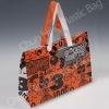 Soft loop handle carrier bag/plastic shopping bag/promotional bag