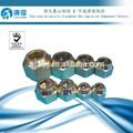 Tuercas de latón( corto frutossecos) para piezas de aire acondicionado