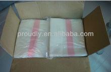 Solubile in acqua della lavanderia sacchi per la raccolta, iso9001-2008 certificata
