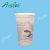 China wholesale factory 12oz disposable paper cup for coffee