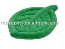 leaf shape pet cushion,dog bed,pet mat,