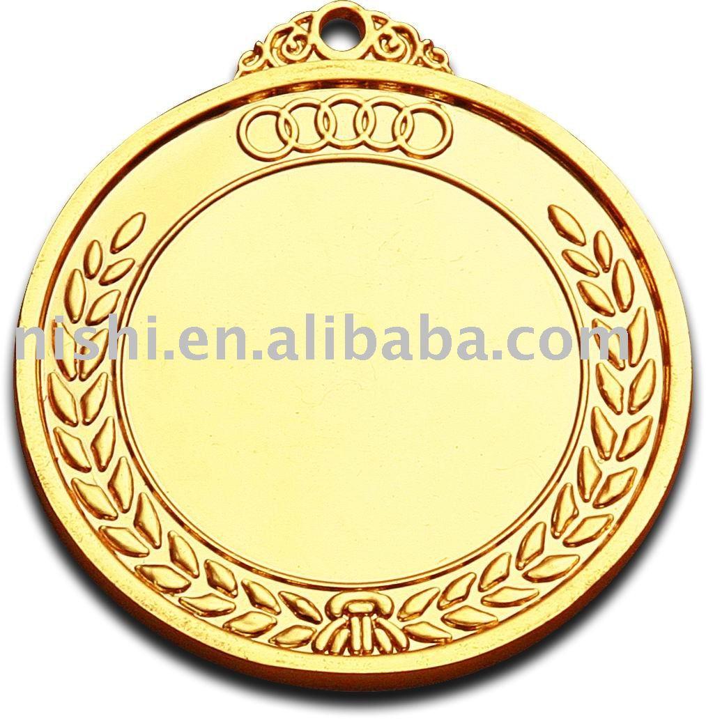 la costumbre baratos deporte de medalla-Artesanías de Metal ...