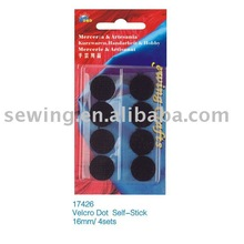 wonderful Black color Velcro Dots(No17426)