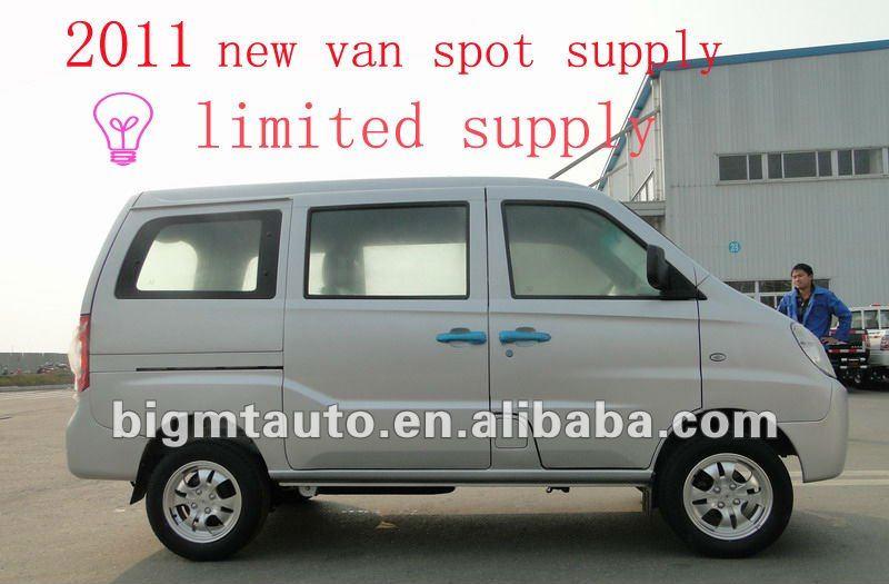 2014 новый 8 мест люкс мини ван/евро iv стандартный двигатель офиса ван/дешевые коммерческий фургон