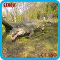 Animatronic animal- crocodilo
