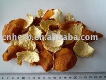 dried orange peel:whole, slice, c/s, powder
