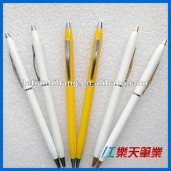 LT-A260 Hot selling slim metal pen for promotion