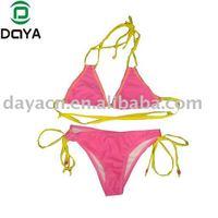 2012 summer newest design girls' swimwear