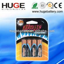 Alkaline battery (Super 2650 MAH AA LR6 )