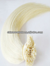 keratin pre bonded remy human hair extension