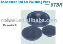 Connect pad for polishing pads/connect pad----STBR