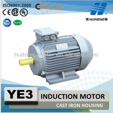 Y2 series Three Phase IE1 IE2 Electric Motor