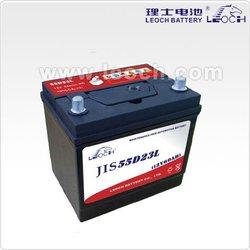 Battery  Online on Buy Car Battery 55d23l Car Battery 12v 60ah Mf Car Battery 6 Qw 60