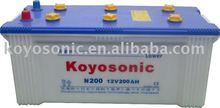 Outstanding JIS 12V Lead Acid Dry Car Battery