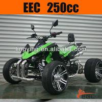 EEC 250cc Racing Atv Quad Bike 250 (Road Legal)