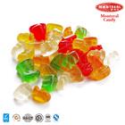 bear shapes jelly juice