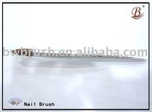 Baowang Aluminum Handle Kolinsky Hair Acrylic Nail Art Brush(A)