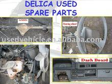 MITSUBISHI DELICA VAN SPARE PARTS ( engine , exhaust, doors , glass , etc )