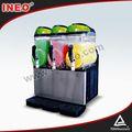 Collation.& café 12*3l embouage commercial en acier inoxydable machine à vendre, slush machine à glaçons, machine à slush distributeur