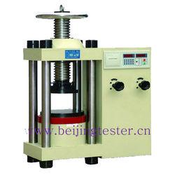 Concrete compressive strength testing machine price,compression testing machine