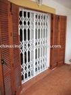retractable security grilles for window or door