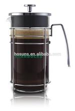 Plastic French tea&coffee maker presses