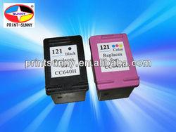 Guaranteed 100% Compatible ink cartridge 121 60 901 21 22 27 28 56 57 45 78 74 75 93 98 129 136