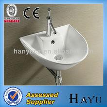 HY-5024 white ceramic johnson sanitaryware