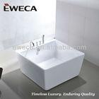 1200 Small Square Bathtub