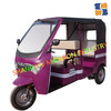 60V 1000W TEB-88 three wheel electric tricycle for passenger