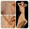 100% nature silk charmeuse satin silk fabric
