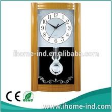 plastic antique pendulum clock (IH-8506)