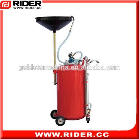 24 gallon (90L) pneumatic waste oil drainer