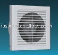 Bathroom Plastic wall mounted window exhaust fan/ventilation fan