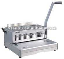 good quality book Comb binding machine CB360